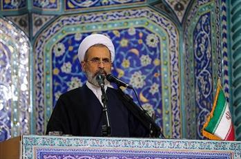 تحریم شورای نگهبان به خاطر وحشت آمریکا از نهاد های تاثیر گذار انقلاب است/ باید از ملت بزرگ ایران برای حضور در صحنه ها تشکر کرد