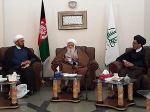 از سخنرانی در نماز جمعه غرب کابل تا دیدار با علمای افغانستان