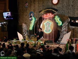 تصاویر/ یادواره شهدای گردان ۱۵۵ حضرت علی اصغر(ع) در همدان