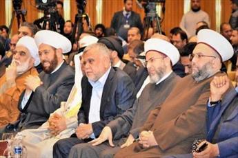 ملاقات علمای تهران، لبنان و مصر  توطئه دشمنان را خنثی می کند