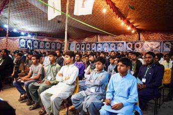 رئیس جدید سازمان دانشجویان اصغریه پاکستان تعیین شد+ تصاویر