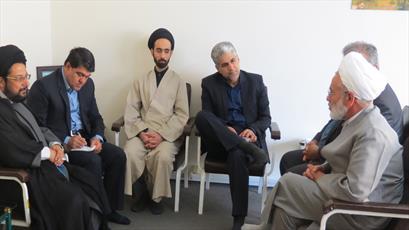 مراسم درختکاری با حضور روحانیون  کرمان برگزار می شود