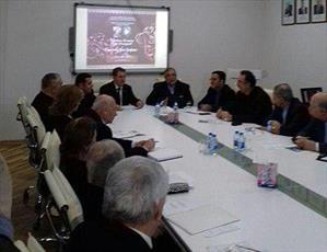 كنفرانس «از خورشید تا پروین»، به همت رايزني فرهنگي ايران در باكو برگزار شد