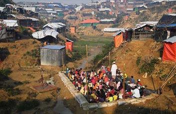 سه برنده جایزه صلح نوبل از اردوگاه مسلمانان روهینگیا بازدید خواهند کرد