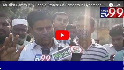 مسلمانان هند یک برند پوشاک را به خاطر توهین به پیامبر اسلام، تحریم کردند