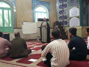 جلسه«رابطین فرهنگی» جنوب استان کرمان برگزار شد