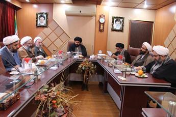 نهمین نشست شورای نهادهای حوزوی استان تهران برگزار شد
