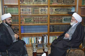 شهید صدر در زمینه علمی، اخلاقی و توجه به امور مسلمانان، الگو بود