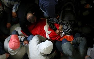 تصاویری از یک ماه گذشته از سرزمین های اشغالی فلسطین