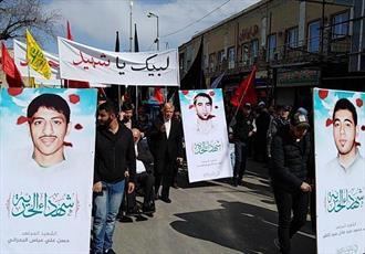 شهدای بحرین صدای مظلومیت ملتشان را در آب های خلیج فارس به گوش جهان رساندند