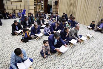 انس با قرآن از اتلاف وقت جوانان در فضای مجازی می کاهد