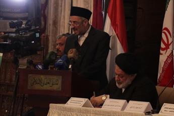 حال که دشمنان ما متحد هستند، چرا ما مسلمانان متحد نباشیم