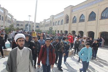 اردوی دانش آموزی آشنایی با حوزه