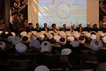 سیزدهمین نشست علمائی سوریه با صدور بیانیه ای به کار خود پایان داد