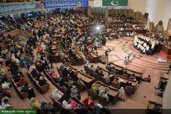 تصاویر/ دهمین جشن مرج البحرین در لاهور پاکستان