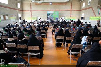 شهرک مهدیه الگویی برای توسعه فضای سبز در استان است