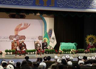 پنجمین جشنواره بینالمللی اعتکاف در حرم رضوی برگزار شد