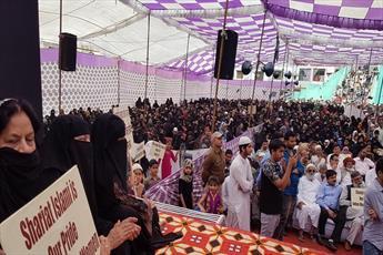 اعتراض زنان مسلمان هند به دخالت دولت در احکام طلاق