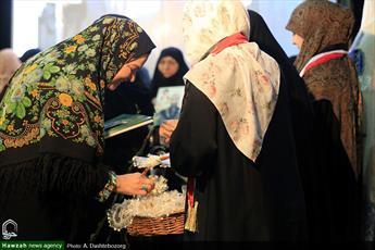 تصاویر/ جشنواره بین المللی حجاب و پوشش اسلامی در اهواز (۱)