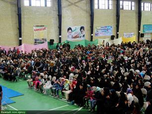 تصاویر/ جشن میلاد حضرت زهرا(س) در شهر مریانج