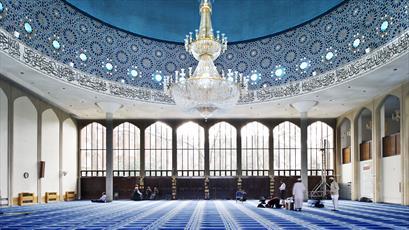 مساجد لندن به عنوان اماکن میراث فرهنگی شناخته می شوند