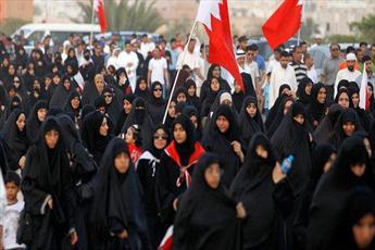 دعوت ائتلاف جوانان انقلابی بحرین از بانوان برای مشارکت در مقاومت مردمی