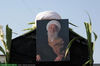 مراسم بزرگداشت  آیتالله شاهآبادی در تهران برگزار شد