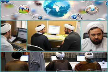 تولید محتوای مناسب و به روز ، لازمه تبلیغ دین در فضای مجازی است