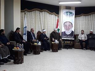 مسلمانان و مسیحیان فلسطین برای دفاع از مقدسات در کنار هم ایستاده اند