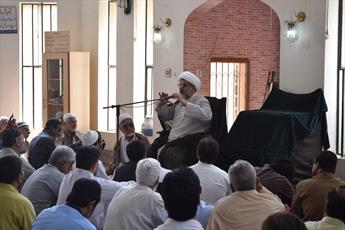 سفر سه روزه دبیر کل مجلس وحدت مسلمین پاکستان به کراچی