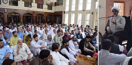 مجلس وحدت مسلمین از دولت پاکستان خواست شیعیان مفقودالاثر را بازگرداند