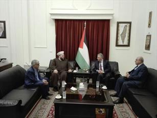 مسئله فلسطین همیشه در عرصه  مبارزه عربی زنده است/قدس پایتخت ابدی فلسطین باقی خواهد ماند