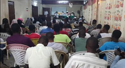 دوره دانشافزایی ائمه جمعه و جماعات سيرالئون برگزار شد