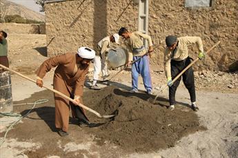 اردوهای جهادی زمینهساز خودسازی و آمادگی برای کار و تلاش در نسل جوان است