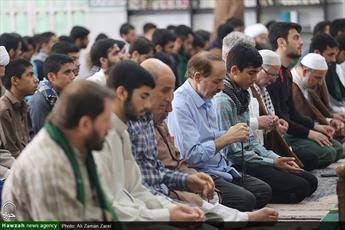 لغو برپایی نماز جماعت در مساجد شهر اهواز