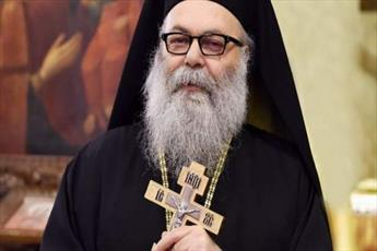 در برابر انتقال سفارت امریکا به قدس میایستیم/ مسیحیان مشرق  به خاطر جنایتهای سوریه دردمند هستند