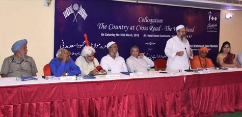 جمعیت علمای هند نشستی میان ادیانی برگزار کرد