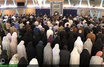 تصاویر/ برگزاری مراسم اعمال «ام داوود» در مرکز اسلامی هامبورگ