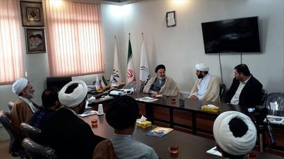 رئیس دانشگاه ادیان و مذاهب از رسانه  رسمی حوزه بازدید کرد