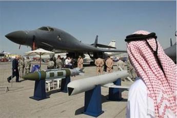 آمریکا به دنبال قراردادهای تسلیحاتی گسترده با کشورهای عربی است/ تشکیل ائتلاف ضد تروریسم عربستان صوری و تبلیغاتی است