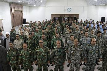 ارتش  ایران حامی مردم و خار چشم ظالمان است