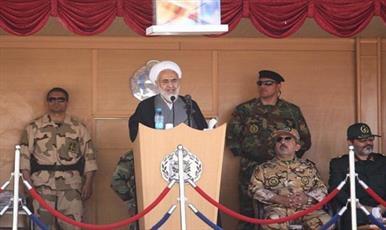 دشمنان امروز کلام منطق و محکم جمهوری اسلامی را نمی شنوند