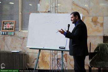 کارگاه «ارتقاء سواد رسانه ای طلاب» برگزار شد