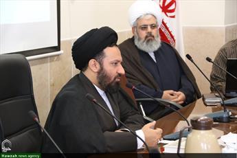 تصاویر/  همایش مسئولین هیئت های مذهبی مدارس علمیه اصفهان