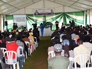 کنفرانس «گفتوگوی یک مسلمان و یک مسیحی برای صلح» در اوگاندا برگزار شد