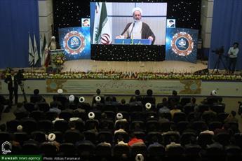 اختتامیه یازدهمین همایش بین المللی پژوهش های قرآنی برگزار شد