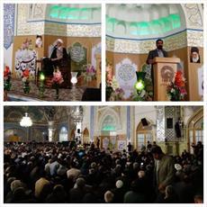 کربلا زمینهای برای بروز شجاعت امام حسین(ع) بود/ فضای سیاسی کشور نیازمند حلم و بردباری است