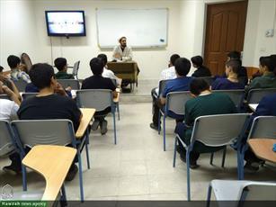 تصاویر/ طرح معرفتی جامع رشد ویژه دانش آموزان نخبه  دبیرستان شهید عسگریان تهران