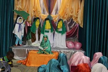 برگزاری جشنهای اعیاد شعبانیه در مهدکودک جامعهالزهرا(س)