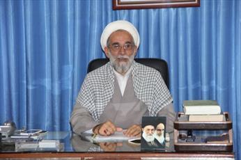 اقتدار و امنیت   ایران  نتیجه پیوند  ملت با ولایت فقیه است
